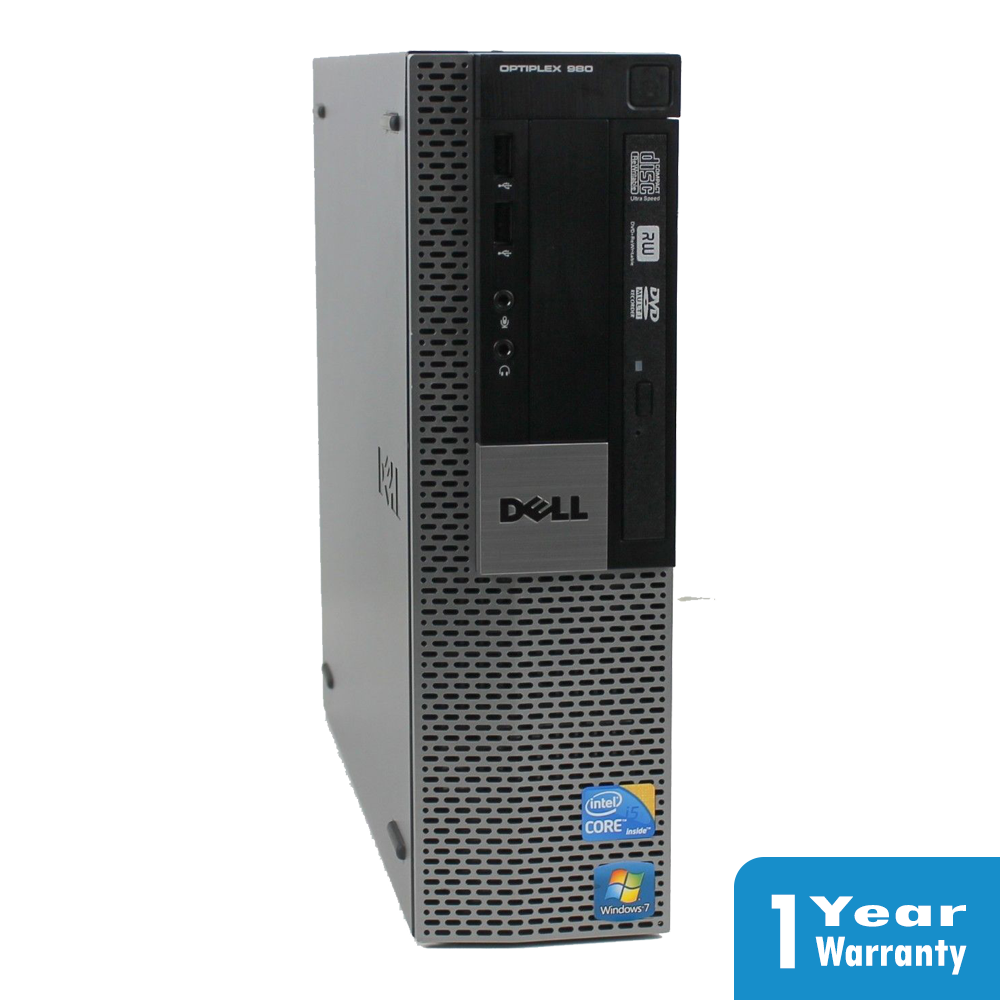Picture of Dell OptiPlex 980 SFF intel i7 870 2.9GHz