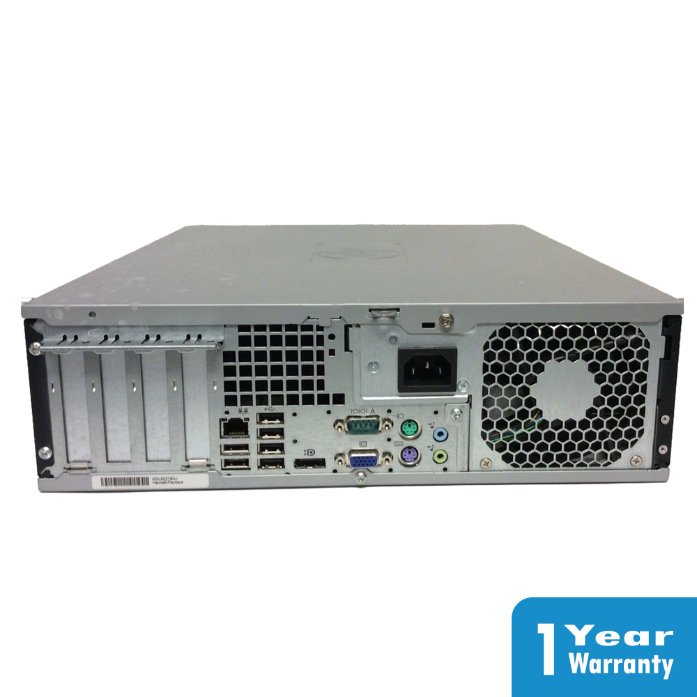 Picture of HP Compaq DC7900 Desktop Core2Duo E8400 3.00GHz
