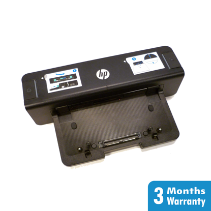 Picture of HP docking station HSTNN-I11X Port Replicator Product Number VB041AA W/O Power Adaptor