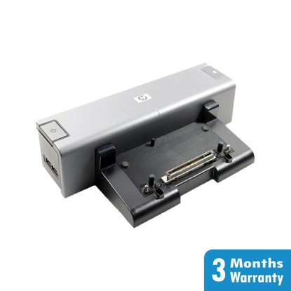 Picture of HP docking station HSTNN-IX01 Port Replicator Product: EN488AA W/O Power Adaptor