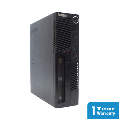 Picture of Lenovo Thinkcenter M91P 4518 i5 2400 Win 7 Pro 1 Year Warranty
