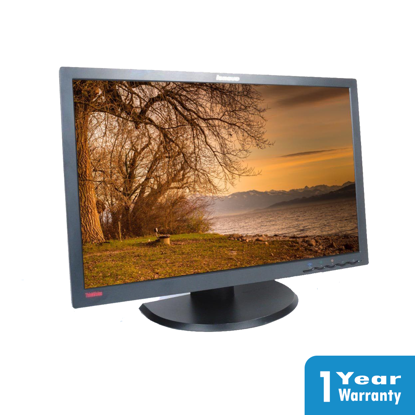 "Picture of Lenovo ThinkVision L2440p 24"" LED LCD"