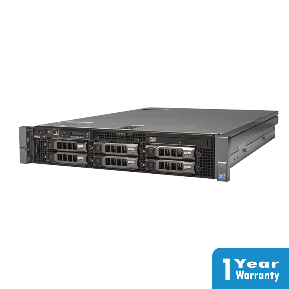 Picture of Dell PowerEdge R710 Rack Server