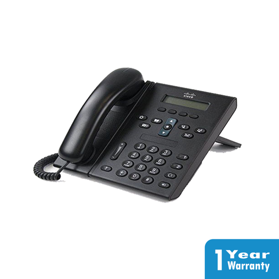 Picture of Cisco CP - 6921 IP Network Phone  1 year warranty