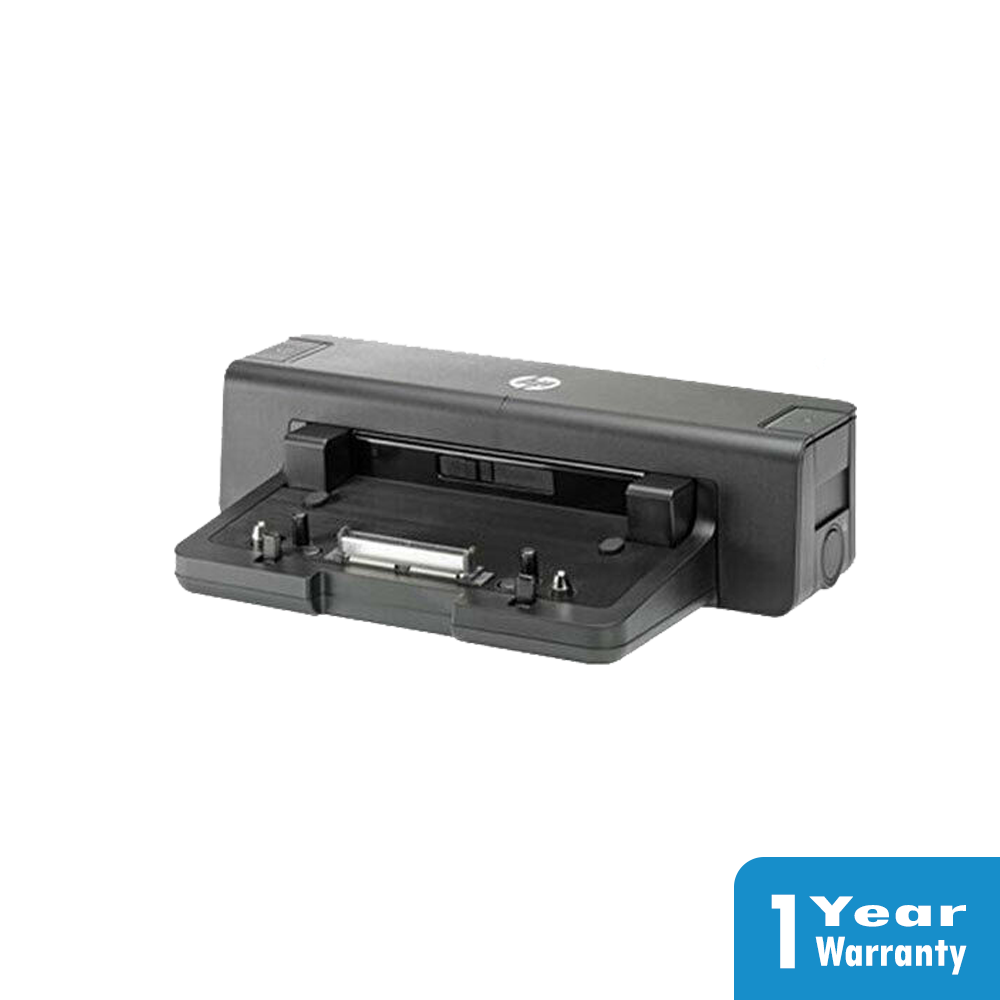 Picture of HP A7E32AA Docking Station 90W - For HP 2170p, 6470b, 6570b, 8470p, 8570p Series W/O Power Adaptor
