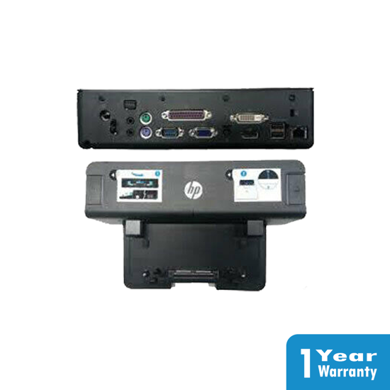 Picture of HP Docking station VBO43AA#ABG W/O Power Adaptor