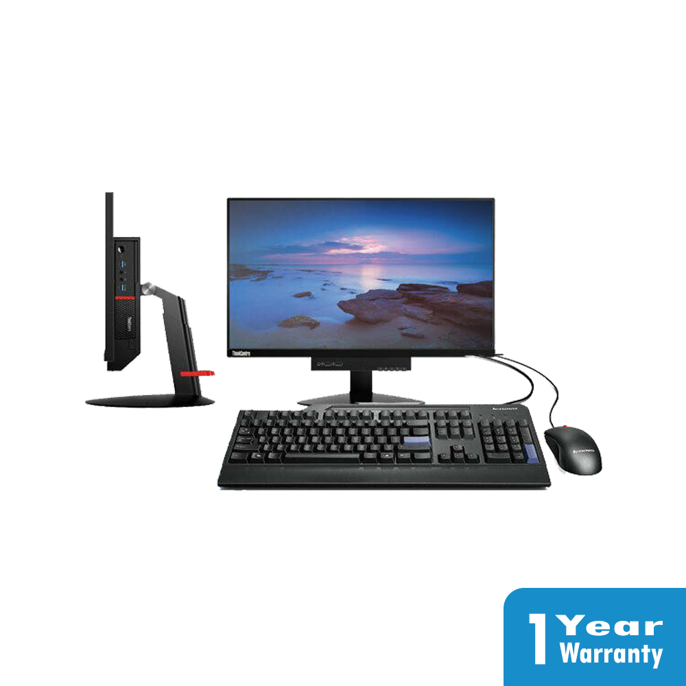 Picture of Lenovo ThinkCentre Tiny-inOne 24 Desktop Computer