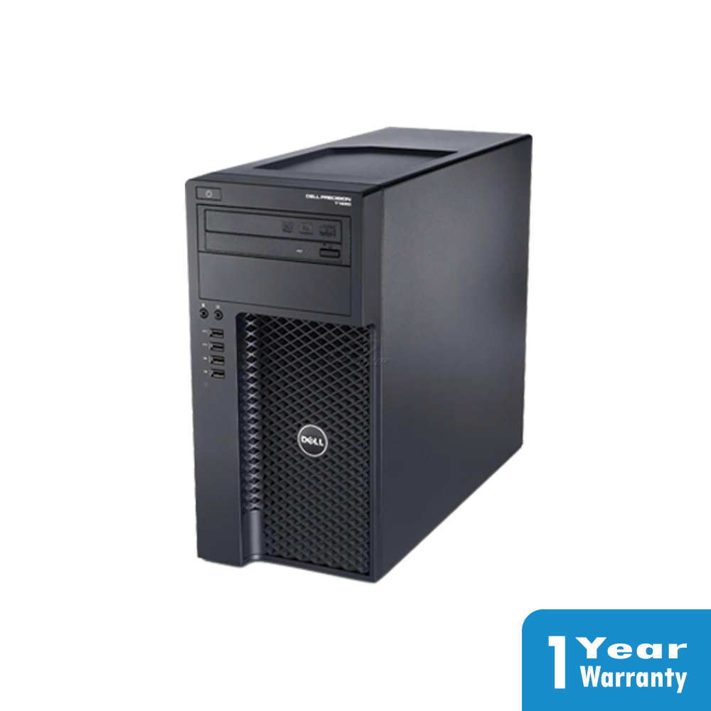 Picture of Dell Precision T1650 Mini Tower i7 3770 3.4GHz 1YR WRNTY
