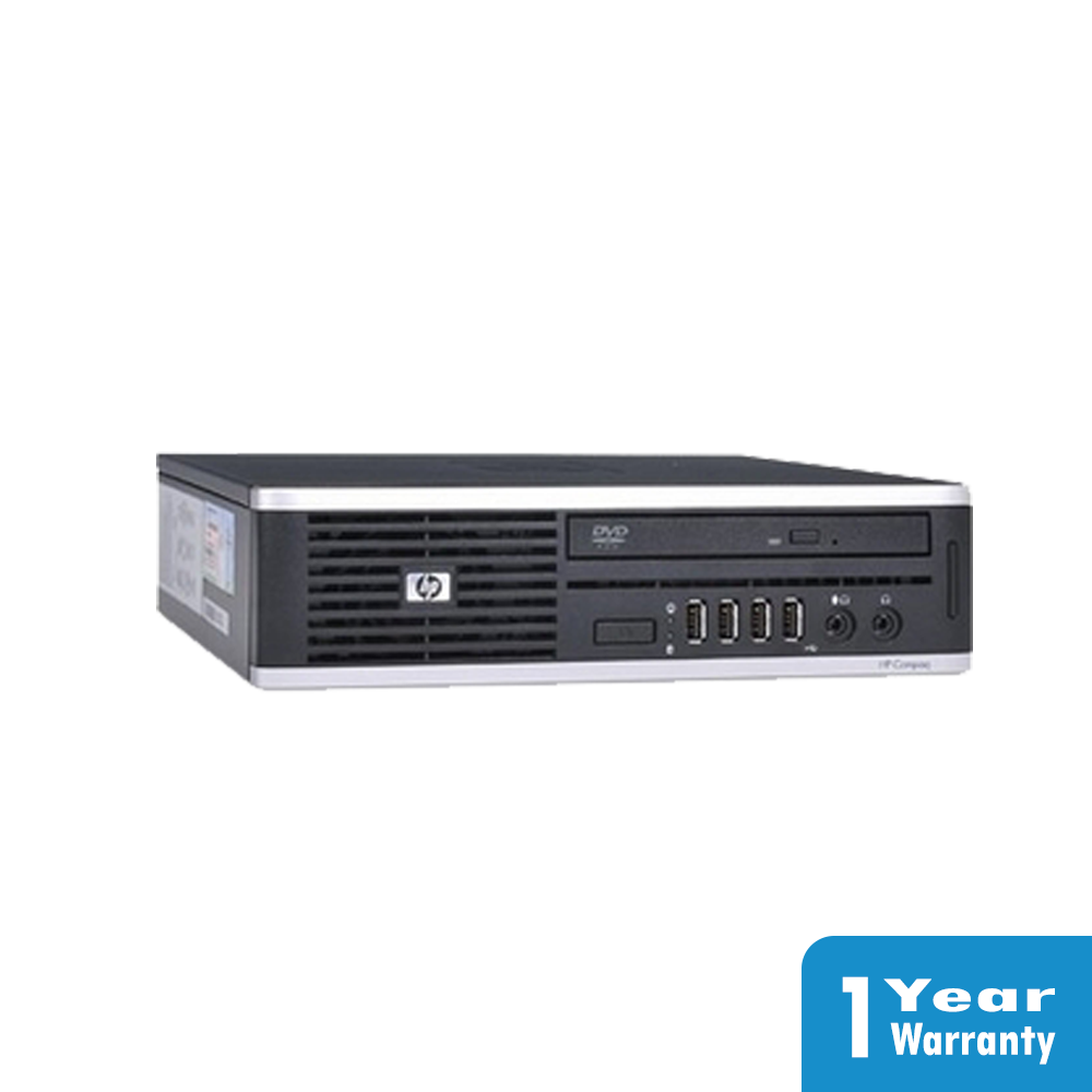Picture of HP Elite 8000 ultra-slim desktop Core 2 Duo E8400