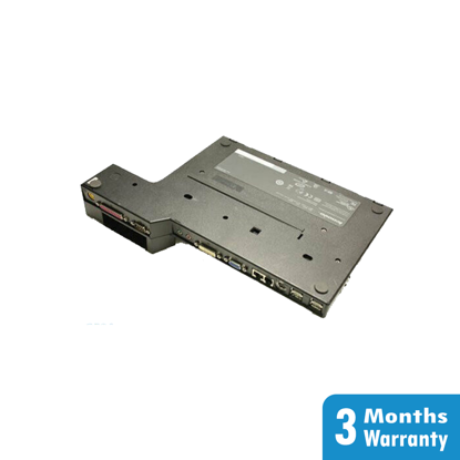 Picture of Lenovo thinkpad advance docking station type 2504 with power adaptor