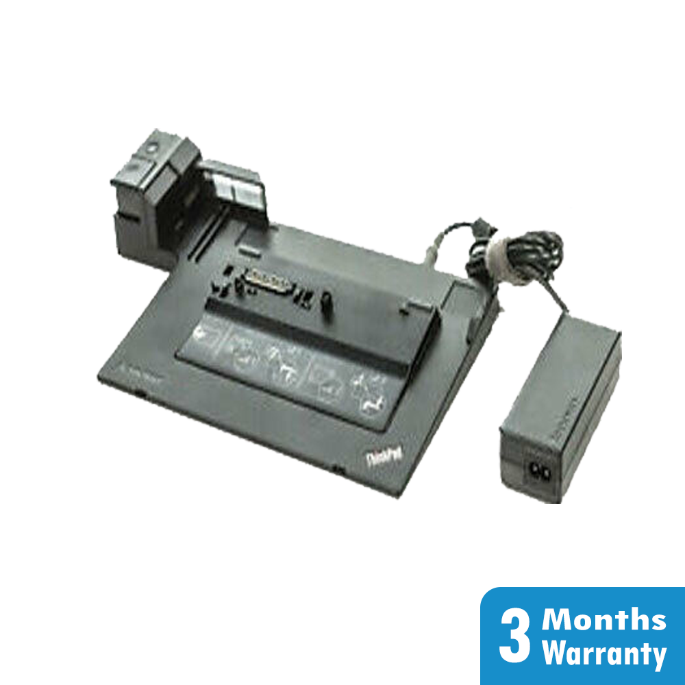 Picture of Lenovo ThinkPad 4336 Docking Station with power adaptor