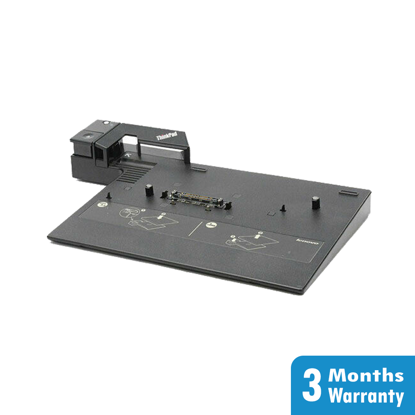Picture of Lenovo Thinkpad Laptop 2505 Docking Station with power adaptor