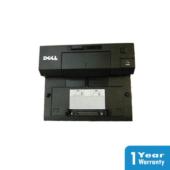 Picture of Dell E-Port 2 II PRO3X USB 3.0 Docking Station for Latitude 7440 7240 Precision Power Adaptor Not Included