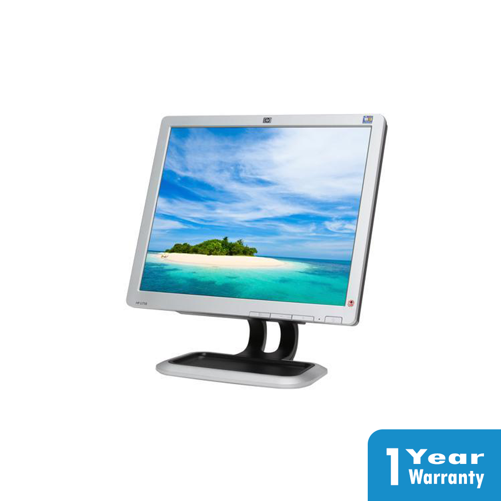 """Picture of HP LE1711 17"""" 1280x1024  VGA LCD Monitor with 1 Year Warranty"""
