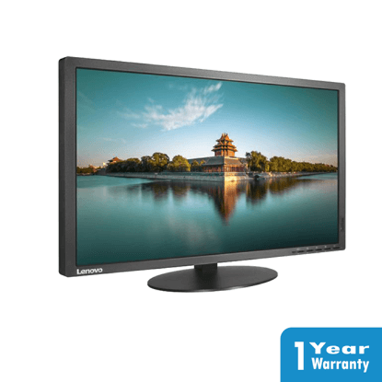 Picture of Lenovo T2254pC LED backlit LCD Monitor Resolution 1680 x 1050 1Year Warranty